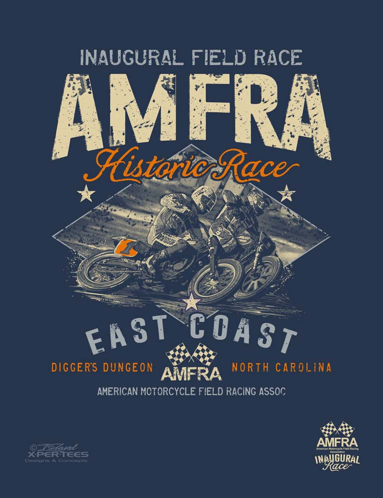 AMFRA Historic Race