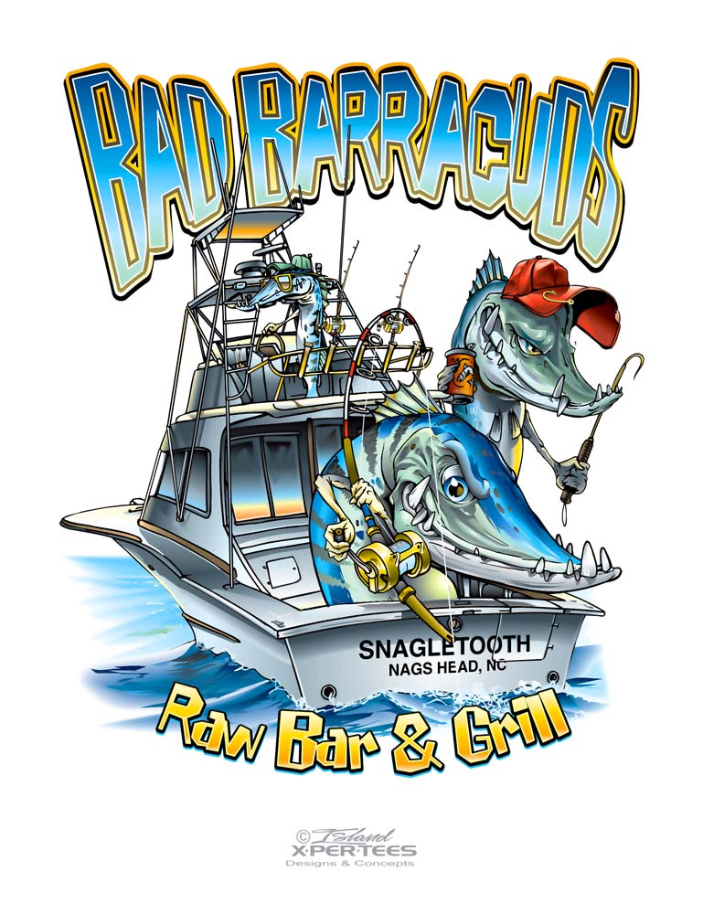 Bad Barracudas Raw Bar & Grill
