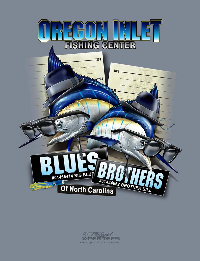 Oregon Inlet Blues Brothers