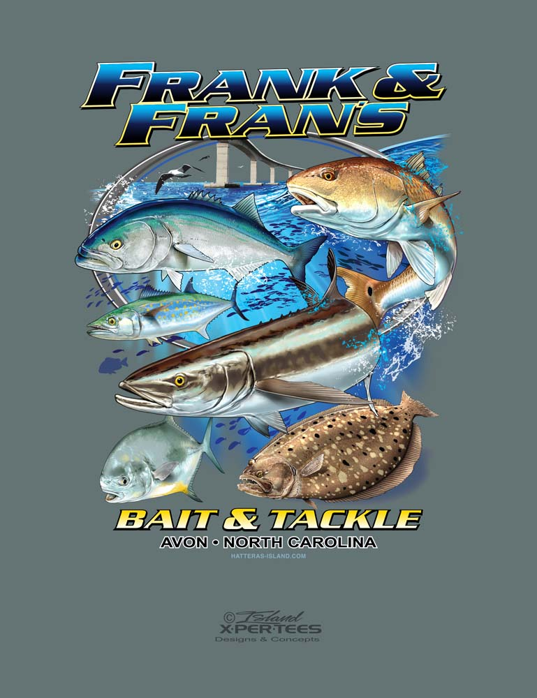 Frank & Fran's Bait & Tackle